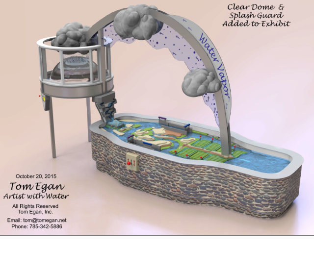 water table full view